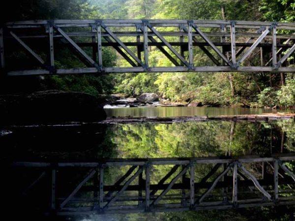 Canebrake (A6) to Bad Creek Access (A7)