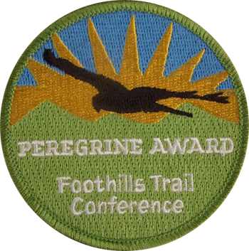 Peregrine-Award-patch