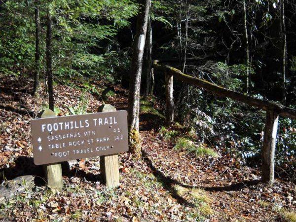 Chimneytop Gap (A3) to Laurel Valley (A4)